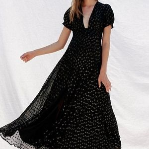 Free People Wanderer Maxi Dress